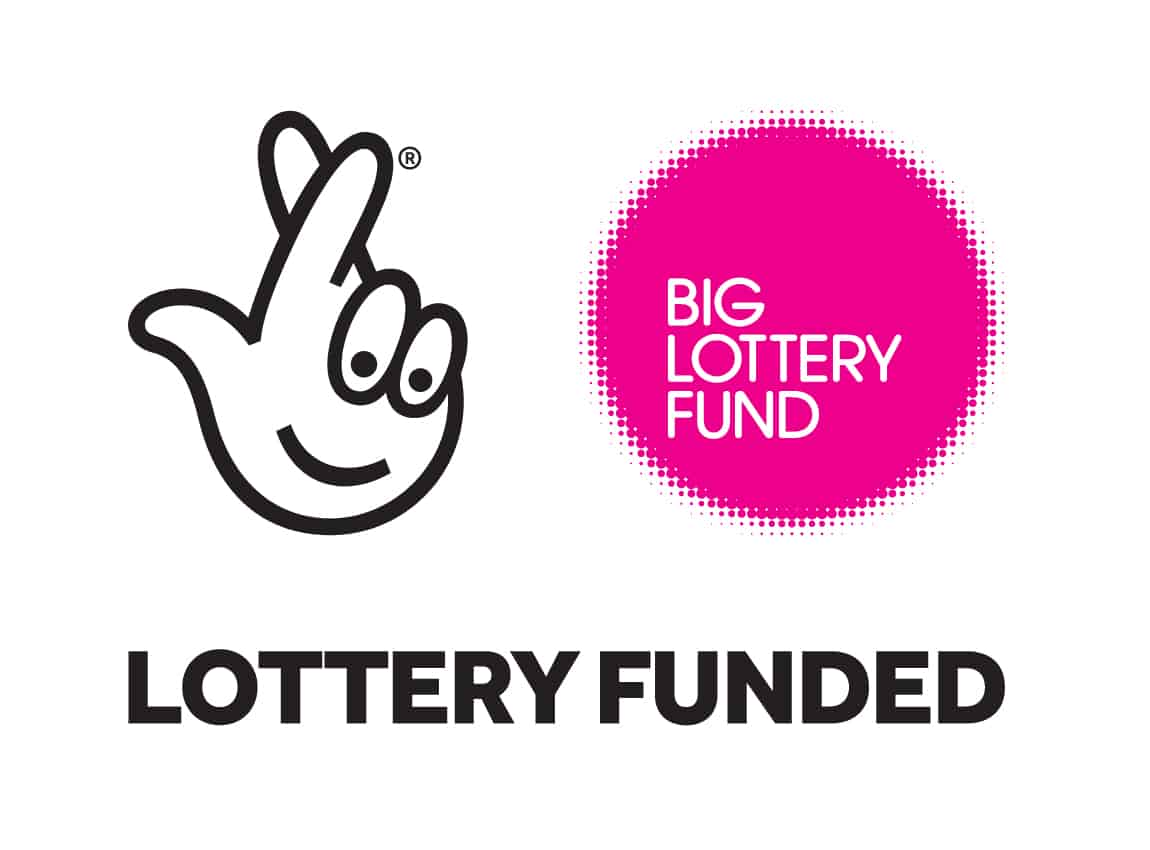 We have won a Lottery Grant!